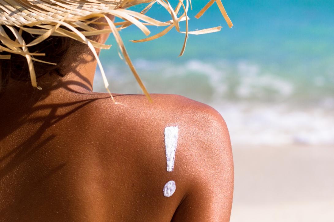 tumori della pelle non melanoma - insieme con il sole dentro
